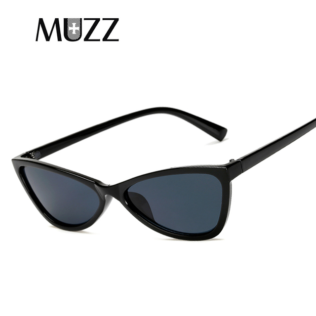 2018 New Cat Eye Women Retro Sunglasses Brand Designer Fashion Sun Glasses  For Female UV400 Shades f7e22683c9