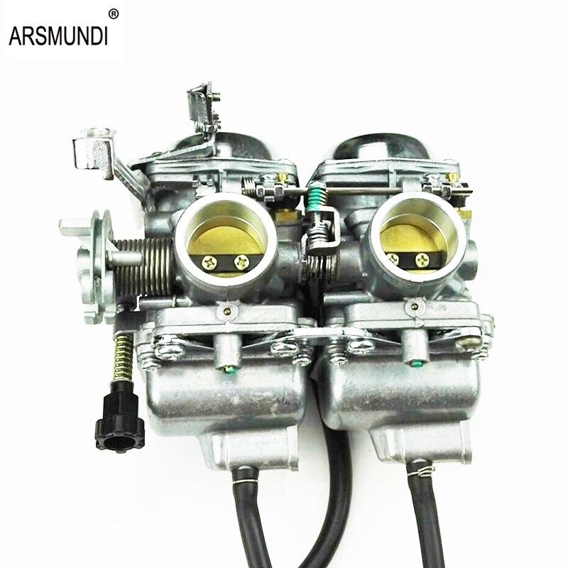 ARSMUNDI Free Fast Shipping Size 26mm Mikuni Motorcycle Carburetor For H-o-n-D-a CBT125 CB125T CBT250 CA250 Carburador de moto