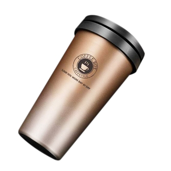 Coffee Boy 500Ml Thermo Coffee Mug Thermo Cup Vacuum Flask Thermoses For Tea Stainless Steel Tumbler Women Thermocup Coffee