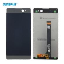 6 pulgadas negro Para Sony Xperia XA Ultra C6 Pantalla LCD Táctil Digitalizador Asamblea Completa Reparación de Parte Envío gratis