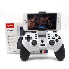 Mando a distancia joystick de control remoto Bluetooth inalámbrico para teléfono móvil para iphone Android Tablet PC Gamepad Joypad(China)