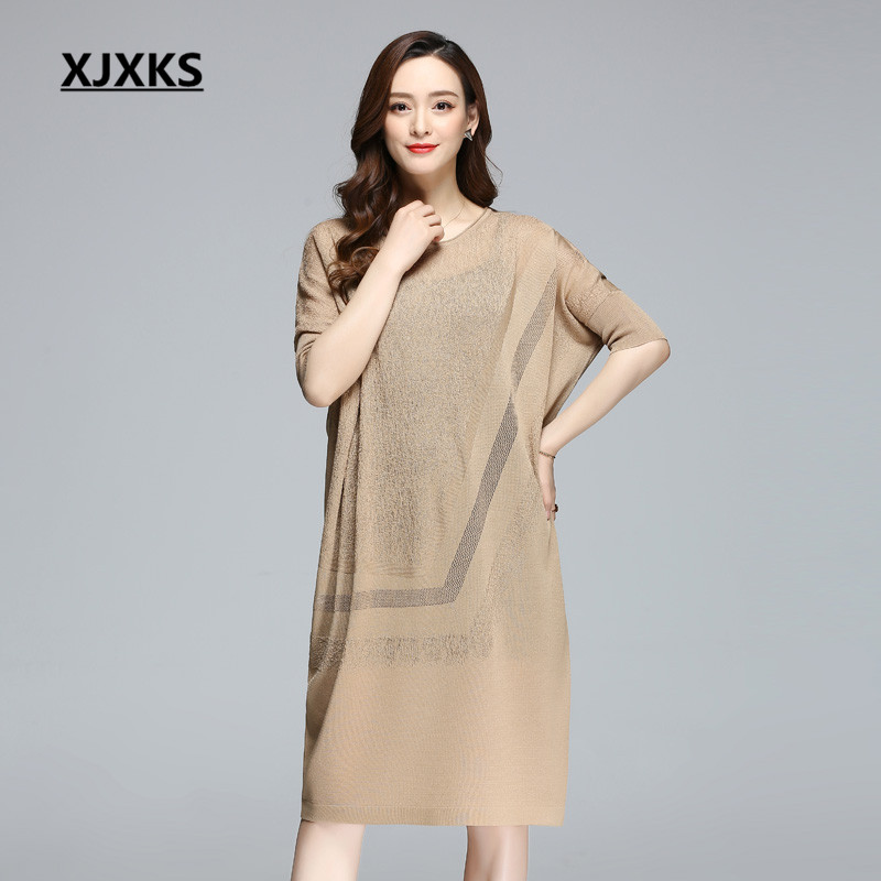 ca3b720afe79 Buy xjxks women dress and get free shipping on AliExpress.com