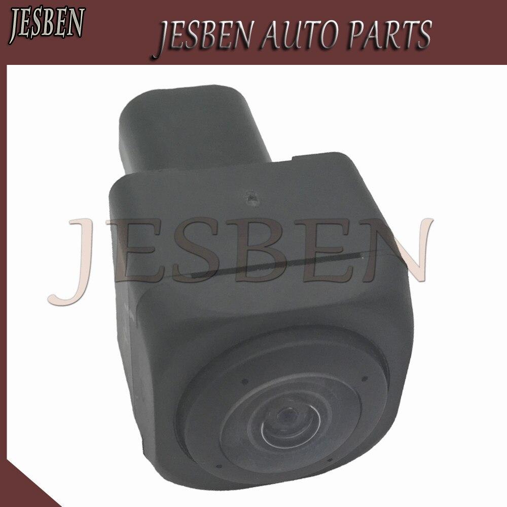 JESBEN caméra de stationnement de véhicule d'affichage de vue de face 86790-42070 adaptée pour Toyota RAV4 2015-2017 2.5L NO #8679042070 86790 42070
