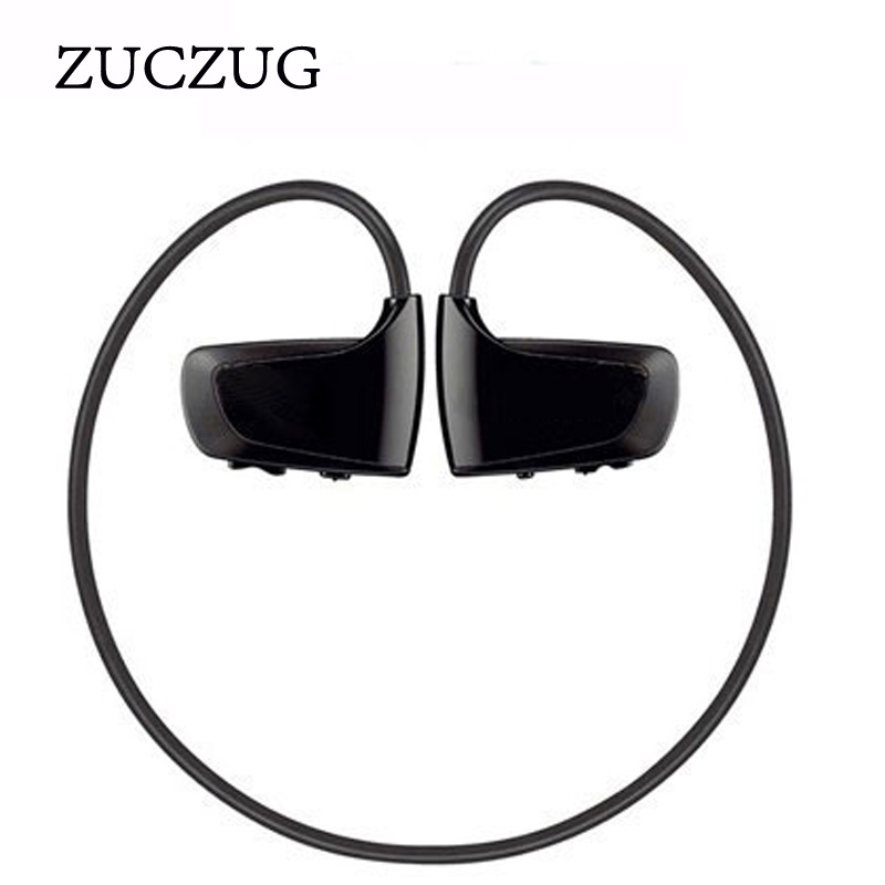 ZUCZUG W262 16GB Mp3 Player Music Sport Running Mp3 Player Headphone Earphone Player High Sound Quality Pk W273(China)