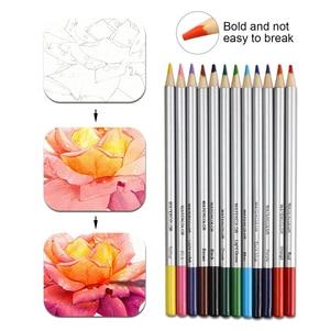 Image 2 - 71pcs/set Professional Sketching Drawing Pencil Kit Art Painting Tool Student Black  for Sketching Drawing and Writing