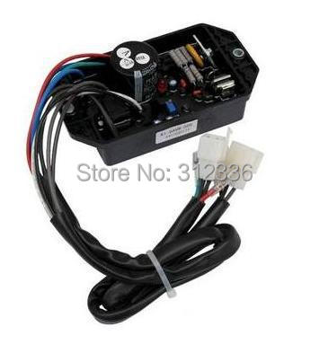 Free shipping PLY50S KI-DAVR-50S 10 wire generator spare parts suit for 186F kipor Kama Automatic Voltage Regulator