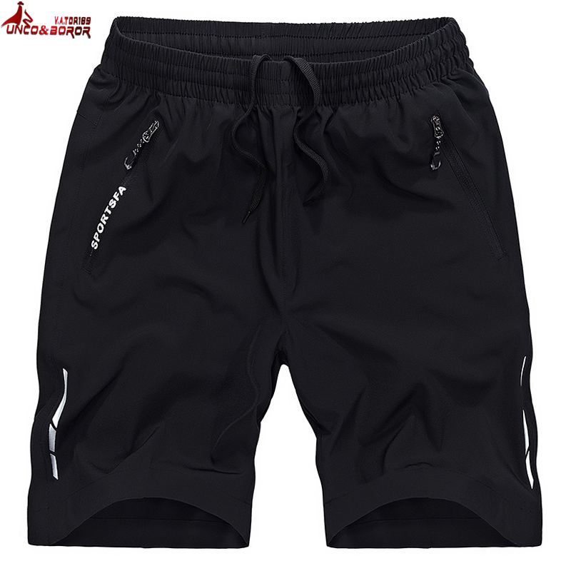 Men's Bodybuilding Shorts Fitness Workout Sporting Quick Dry Gym Bermuda Masculina Beach Shorts Joggers Trousers Shorts Men