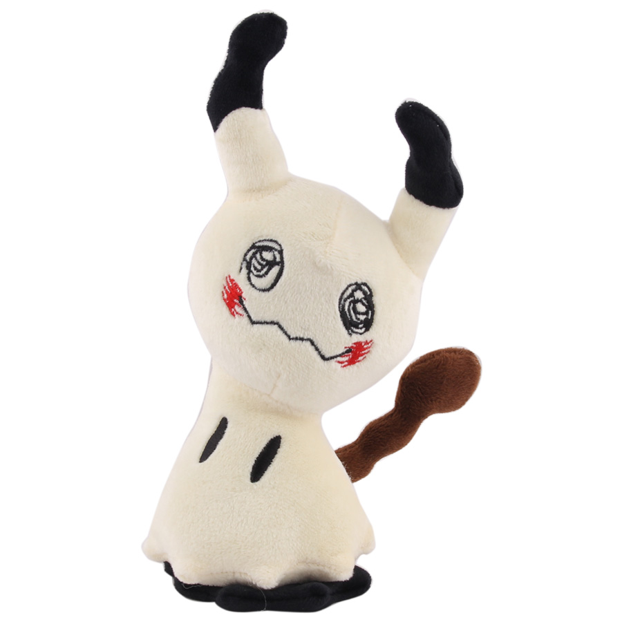 POKEMON BONEKA ORIGINAL PIKACHU POKEMON PLUSH DOLL PIKACHU 12 INCH. NEW Sun  Moon Mimikyu Stuffed 0475dc16f1