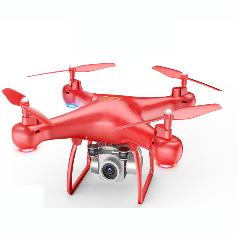 FPV Quadcopter with  Wide Angle 2.0MP Adjustable HD Camera 2.4G 4CH 6-Axis Gyro S10T RC Drone 20 Minutes Long Flight TimeFPV Quadcopter with  Wide Angle 2.0MP Adjustable HD Camera 2.4G 4CH 6-Axis Gyro S10T RC Drone 20 Minutes Long Flight Time