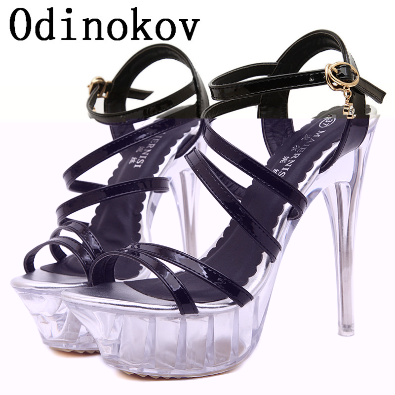 odinokov woman pumps high heels 15 cm heels plataformas. Black Bedroom Furniture Sets. Home Design Ideas