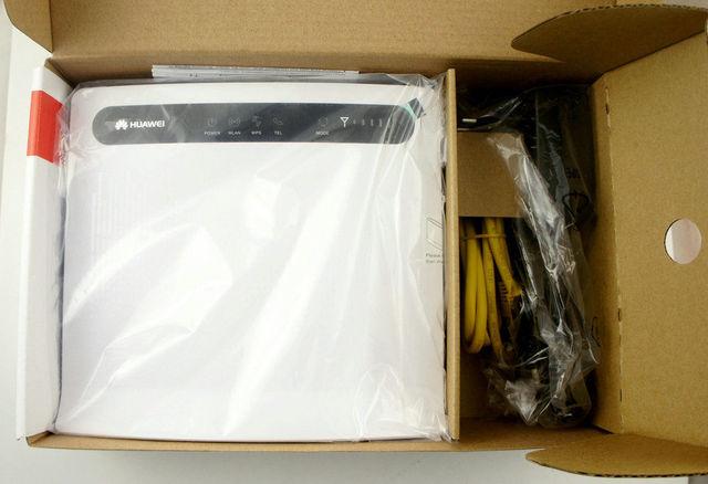 Nuevo sellado Huawei B593s-22 150 M 4 G LTE FDD TDD WLAN CPE Router inalámbrico