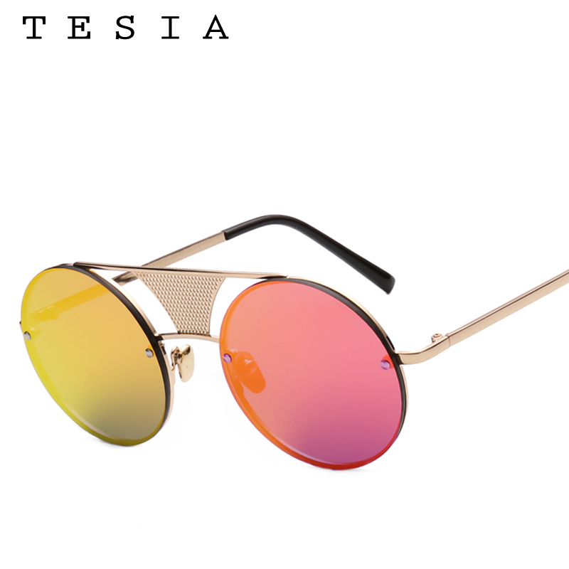 TESIA alternativne modne sunčane naočale za žene dizajnerske marke - Pribor za odjeću - Foto 1