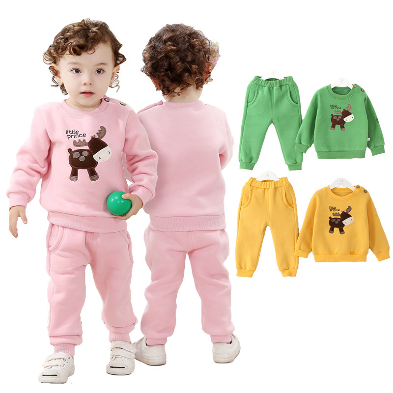 Anlencool 2017 Sale Limited Coat Open Stitch Full Roupas Meninos Winter Newborn Baby Clothes Set Clothing Section Suit Fawn anlencool 2017 special offer roupas meninos free shipping fall new baby s clothes set sun for suit brand newbron baby clothing