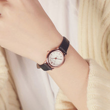 Small Watch Temperament Fashion Womens Matching Middle School Female Casual Time Buckle