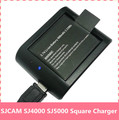 Новые Приходят 10 шт./лот SJ4000 Зарядное Устройство Запасной Аккумулятор Зарядное Устройство Зарядное устройство Для Действий Камеры SJ4000 SJ4000 SJCAM M10