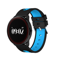 F11 Smart Watch Bracelet Heart Rate Blood Pressure Monitor SMS Notification Smart Band Sport Tracker for iPhone 5S 5C 5 SE 4S 4