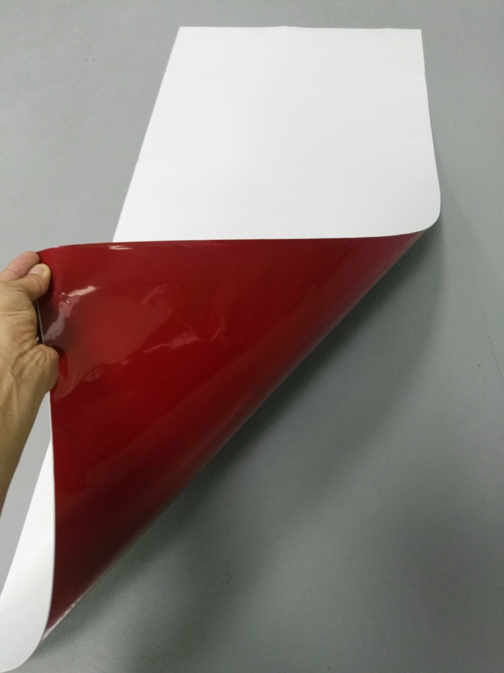 Newly semi flexible solar panel glue double adhesive glue for solar panel size of 1050mm 540mm