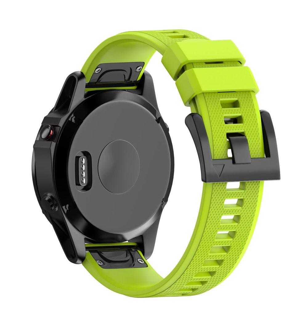 HIPERDEAL 22MM Watch Strap Replacement Silicagel Quick Install Band Strap Loop For Garmin Fenix 5 GPS Watch 15J Drop Shipping beauty clinic маска крем ночная для лица с n m f 15 мл