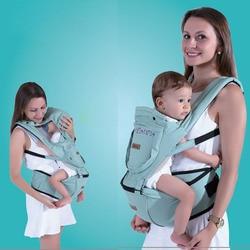 Aima 0-36 meses multi-purpose baby carrier assento do quadril bebê estilingue mochila cangurus envoltório do bebê
