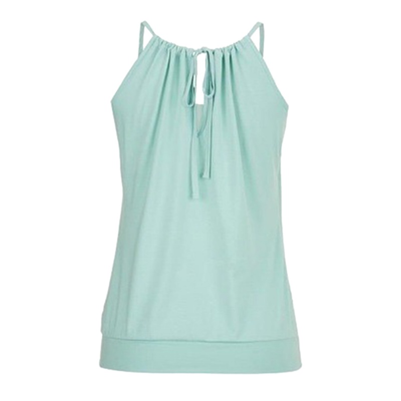New 2018 Summer women Tank Tops Fashion Sexy Women Backless Sleeveless Strap T-shirts Casual Solid Loose CamisTops