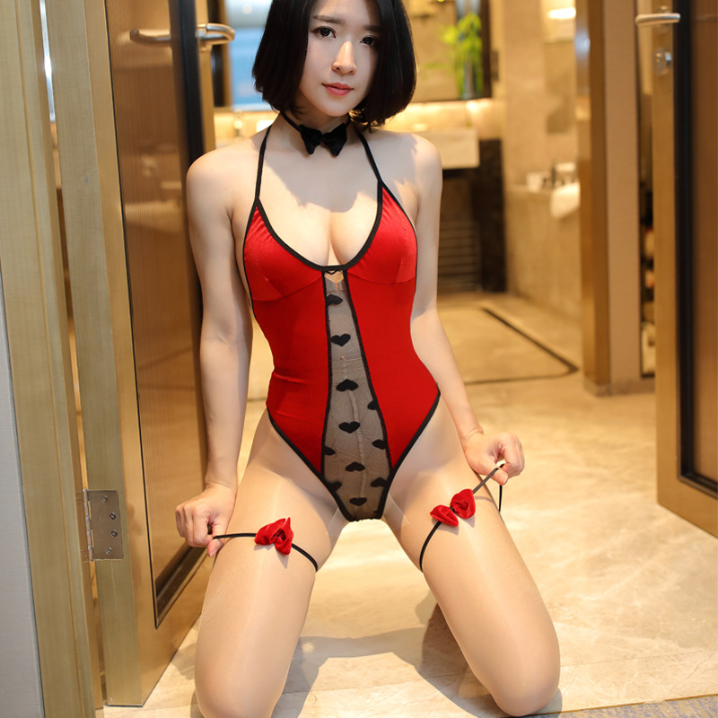 Sexy Lingerie Body Suit For Women Sexy Swimwear Sukumizu Ladies Thong G-string Monokini Bikini Cosplay Swimsuit Sport Underwear