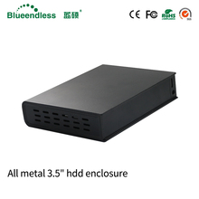 1TB/2TB/3TB/4TB External Hard Drive 2tb SATA USB 3.0 HDD Enclosure HDD Box 3.5 caddy with High Speed Storage External Hard Disk