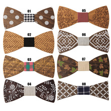 Fashion Handmade Personality Western Style Men Women Tie Bow Gentlemen Tie Wedding Party Shirts Clothing Accessories Great Gift