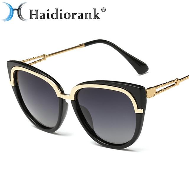 9623569e1a Cat Eye Sunglasses Women Brand Designer 2017 Vintage Fasion Mirror Sun  Glasses For Women Hot Sale Female Luxury Hipster