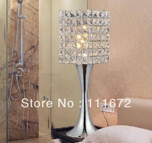 Popular Contemporary Crystal Table LampBuy Cheap Contemporary – Crystal Desk Lamps