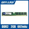 Для ВСЕХ настольных DDR2 667 МГц 2 ГБ memoria оперативной памяти ddr2 ОПЕРАТИВНОЙ памяти PC2-5300 пожизненная гарантия Бесплатная Доставка Полностью совместим