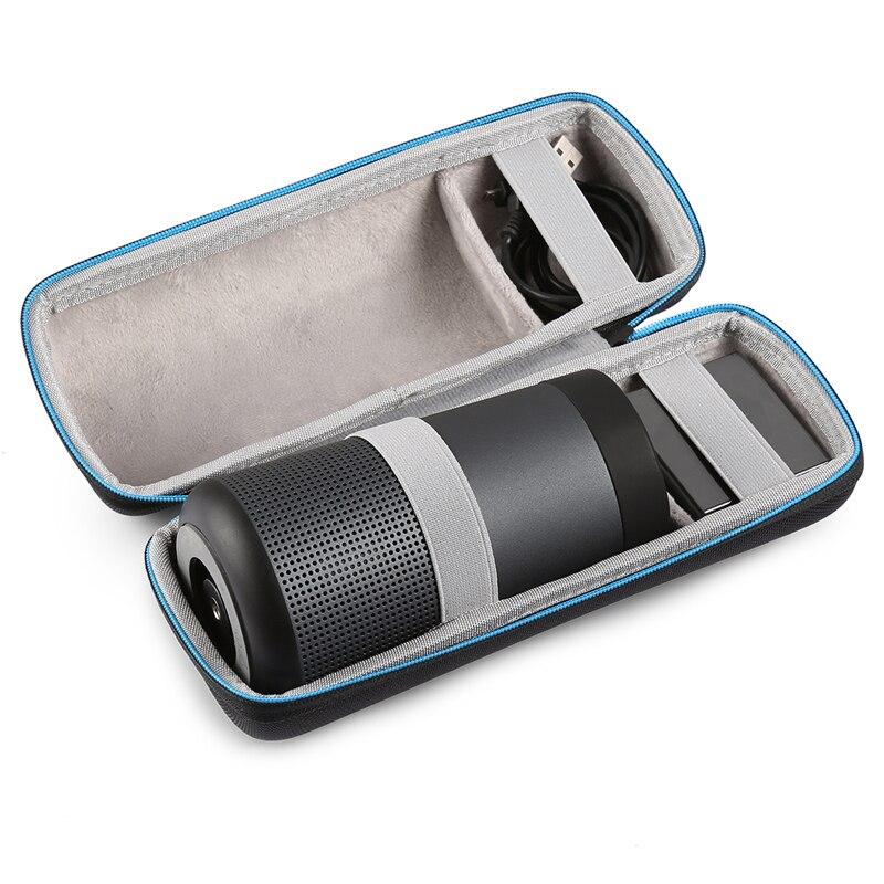 Caso protetor de viagem para bose soundlink revolve alto-falante bluetooth carry bolsa saco capa (somente caso)