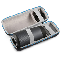 Travel Protective Case For Bose Soundlink Revolve Bluetooth Speaker Carry Pouch Bag Cover Case (only case) Speaker Accessories     -