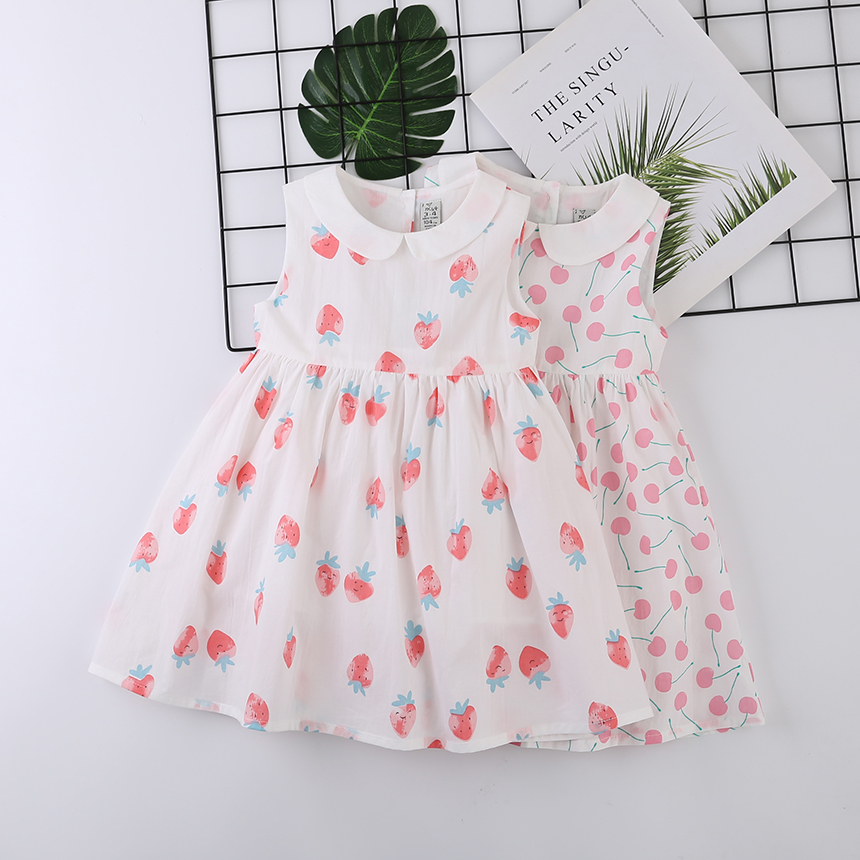 14dcaf097dd72 Worldwide delivery toddler girl clothes cotton white party dress in ...