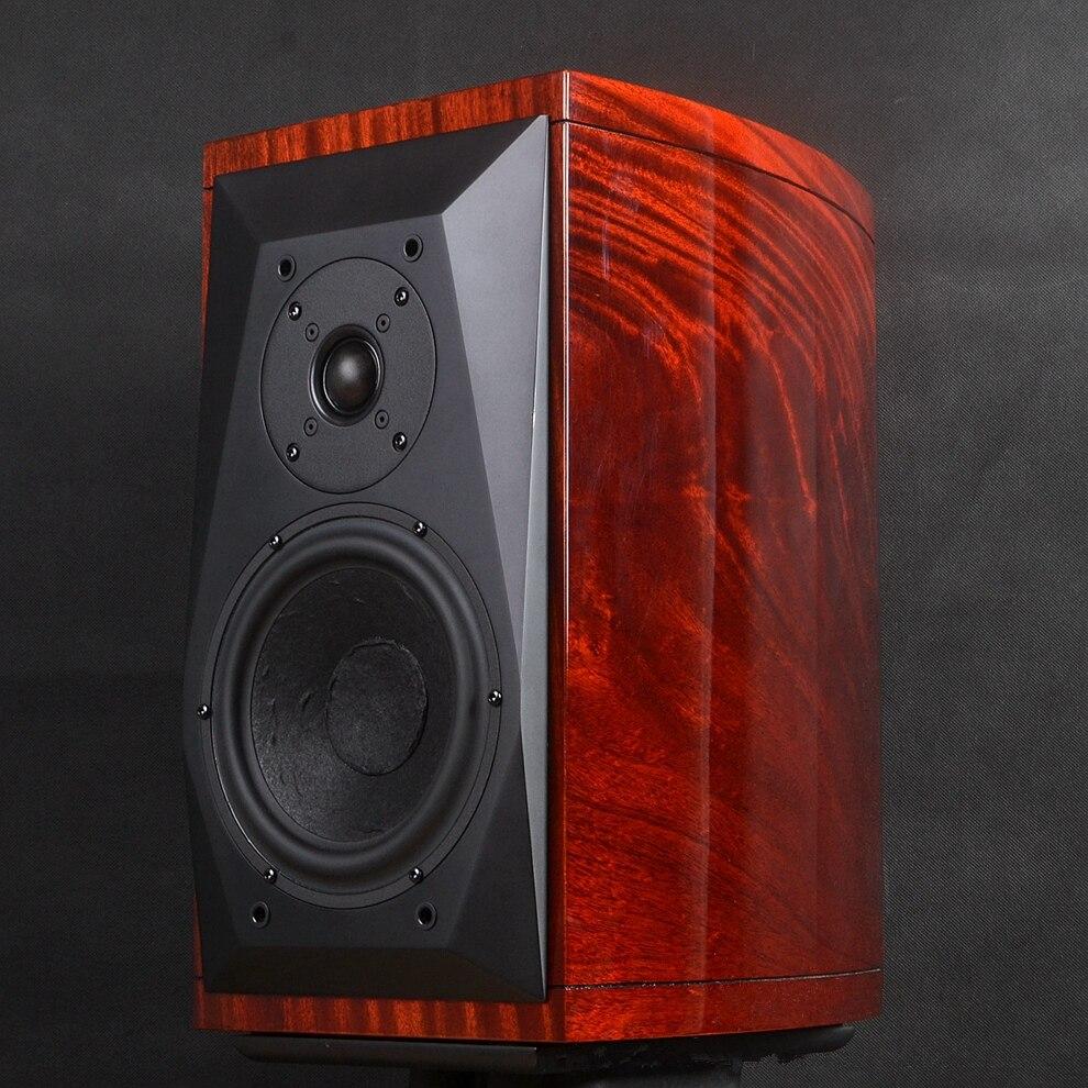 Scan-speak 950000 970000 662000 6.5 18w8545-01 Peerless Ne180w-08 Midwoofer Diy 6.5 Bookshelf Speaker Color Random Choose Skillful Manufacture Consumer Electronics
