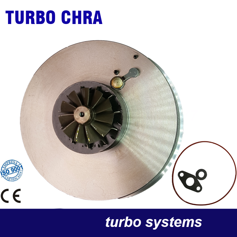 GT1544V  Turbocharger CHRA 753420 750030 0375J6 Turbo cartridge for Ford C-MAX / Focus II / Mondeo III 1.6 TDCi 80 Kw DV6TED4 turbo for isuzu d max d max h warner 4ja1t rhf5 8973737771 897373 7771 897373 7771 turbine turbocharger