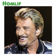 rock singer 5D diamond painting French Elvis Johnny Hallyday diy cross stitch diamond embroidery set needlework diamond painting(China)