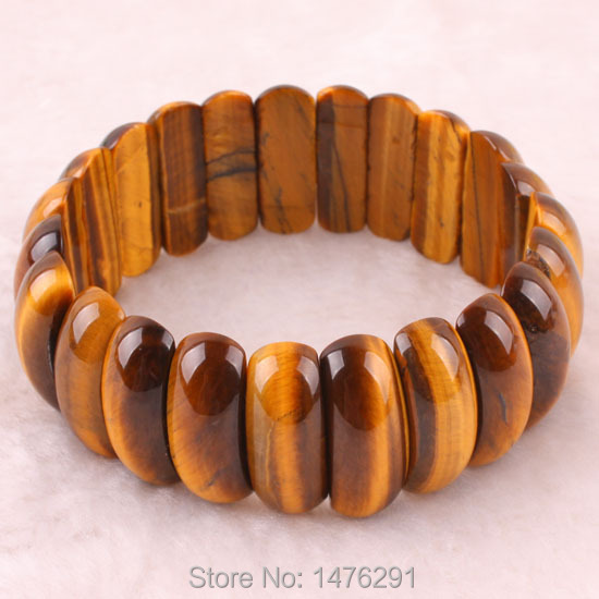 Tiger Eye Halfmoon Bead...