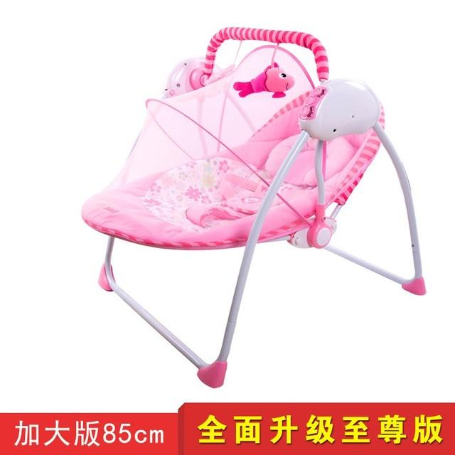 2016 envío gratis bebé eléctrica mecedora gorila inteligente oscilación silla placarders chaise lounge bb
