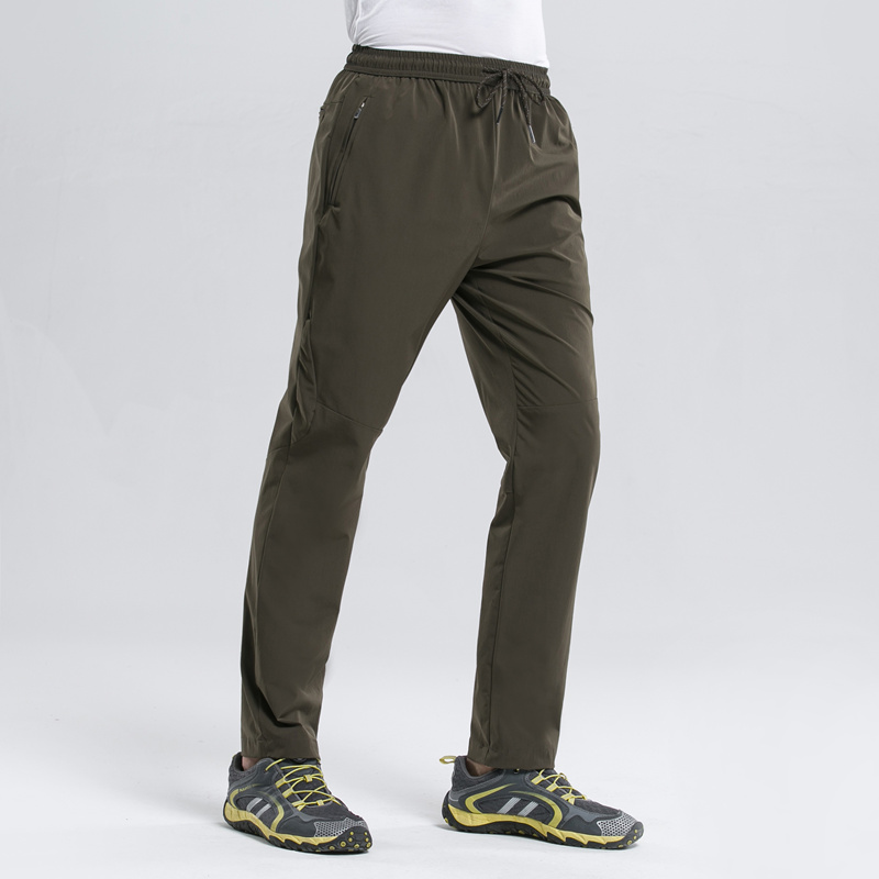 RAY GRACE Trekking Pants For Lovers Quick Dry Outdoor Sport Camping Hiking Pants For Men Women Summer Thin Breathable Trousers