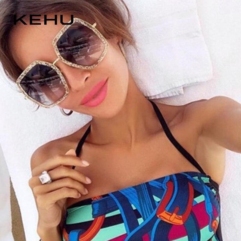 KEHU nowe okulary przeciwsłoneczne dla kobiet 2018 marka