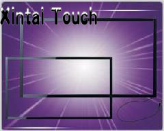 32 inch ir multi touch screen panel 10 points touch screen overlay kit