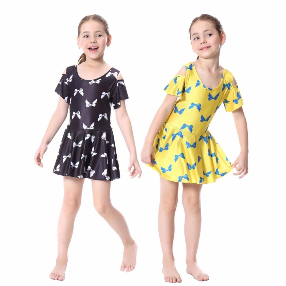 2017 New Arrival Girls Muslim Swimwear Kids Skirt Modest -6348