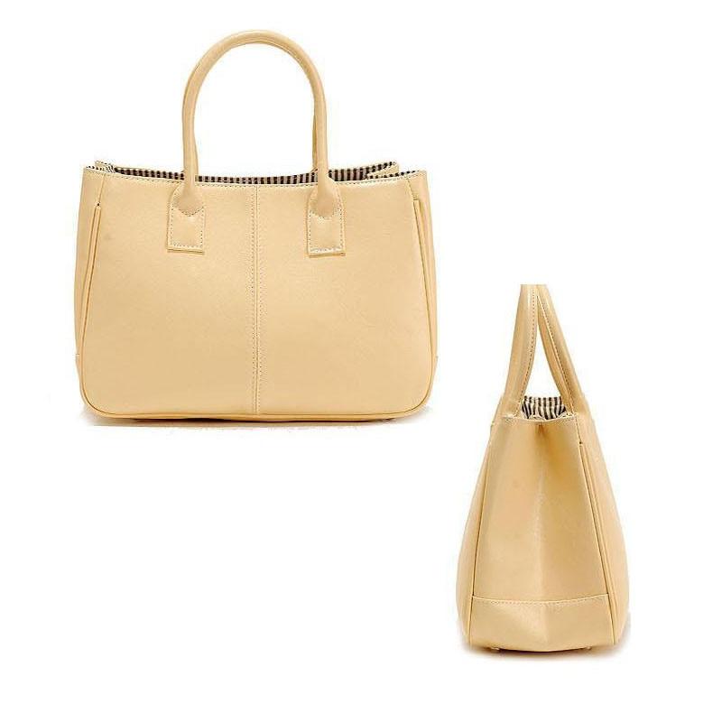 STSR Leather shoulder bag fashion ladies Messenger bag handbag 2019 women's Messenger bag ladies black 32CM*13CM*25CM 2