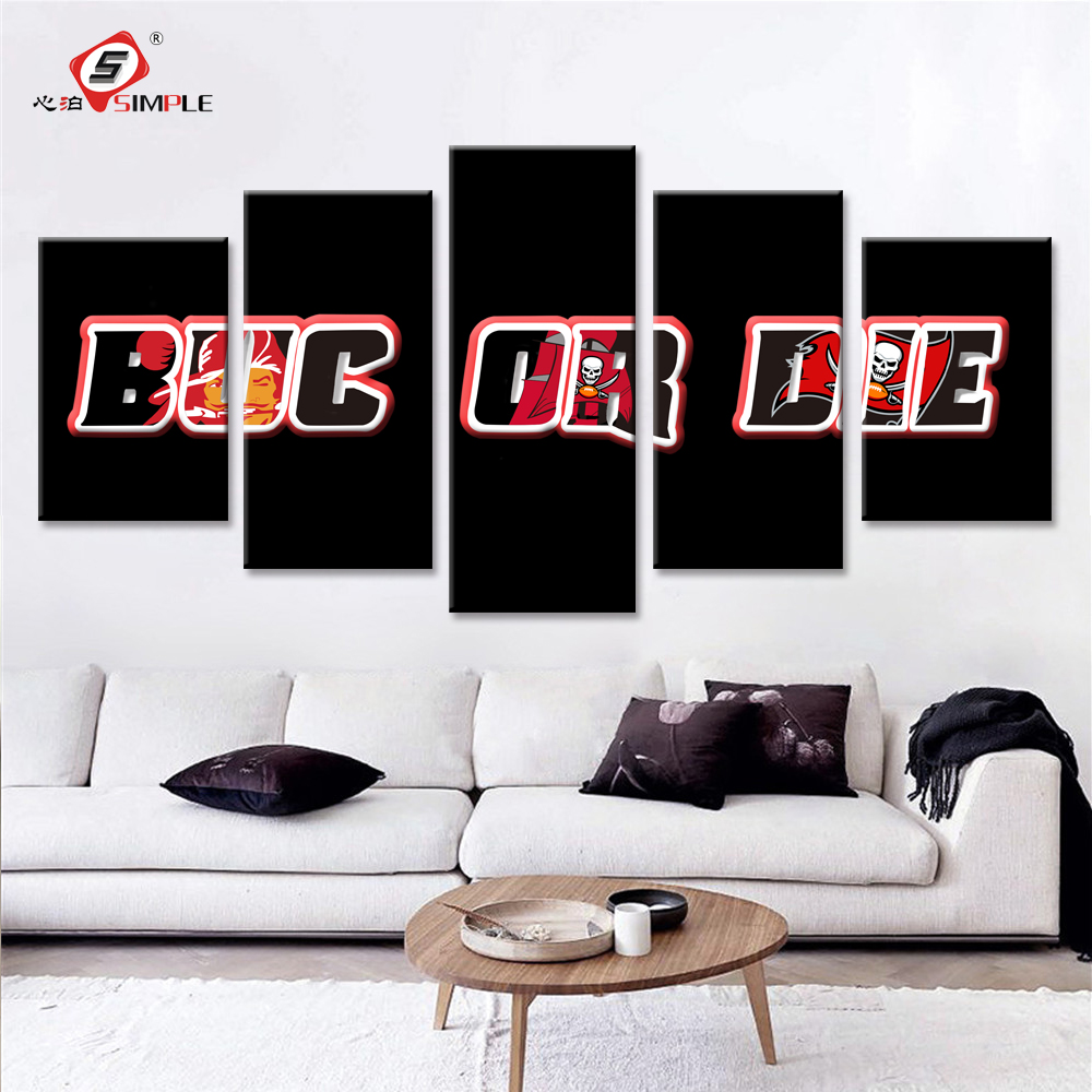 Drop shipping canvas painting 5 pieces canvas printing wall art wall pictures for living room - Drop shipping home decor plan ...