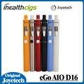 100% Original Joyetech eGo AIO D16 D22 Todo-en-Un Kit de Inicio con 2 ml y 1500 mah capacidad eGo serie aio en stock