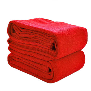 Absorbent Towel Car Washclothes 6 Color 30*60cm Microfiber Beach Towel Family Towel Hotel Washcloth 30*60cm Cleaning Equipment