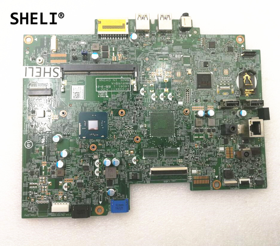SHELI For Dell 20 3052 Motherboard AIO N3700 C2YT8 0C2YT8 CN-0C2YT8