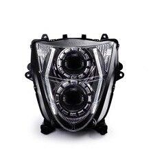 KT Full LED Headlight for Suzuki Hayabusa GSX1300R 2008 2019 V2
