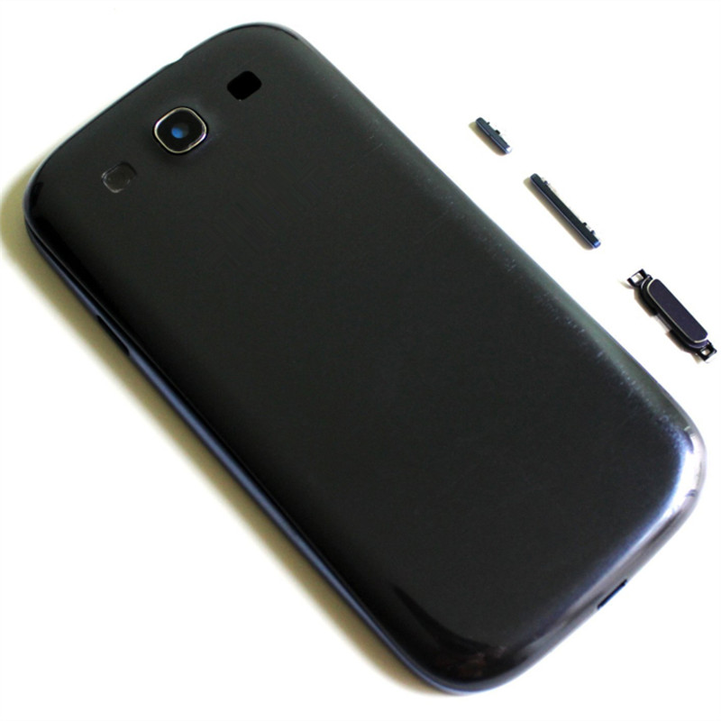 Image 3 - 10sets Full Housing for Samsung Galaxy S3 I9300 i9305 s3 neo 9300i 9308i Front Frame+Middle Frame+Battery Cover door Repair-in Mobile Phone Housings & Frames from Cellphones & Telecommunications