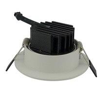 Round COB LED Downlight 5W 10W 20W led spotlight Down light spot led light recessed Dimmable led lights for home Lighting